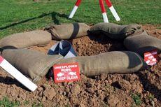 Radius Ledakan Sampai 150 Meter, Bom Aktif Buatan Inggris 1935 Dimusnahkan