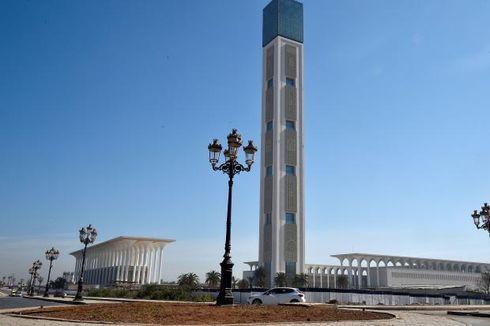 Rekor Baru, Minaret Masjid Aljazair Tertinggi di Dunia