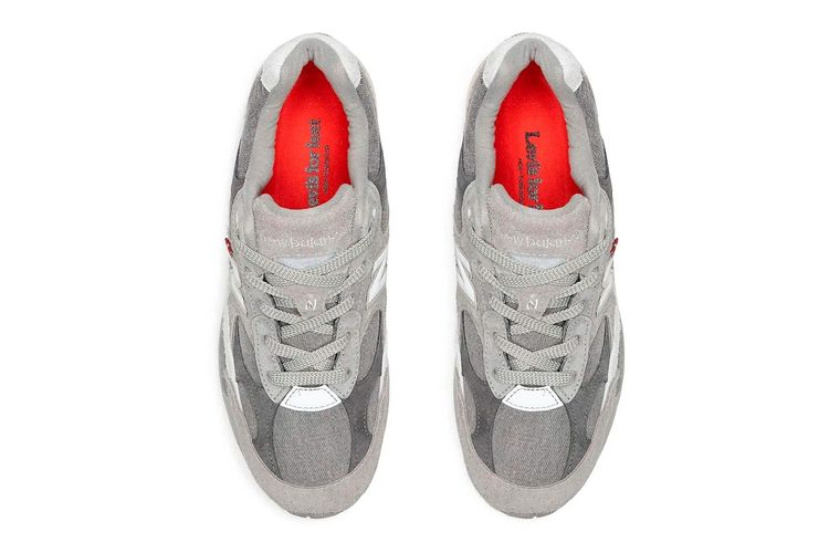 sneaker Levis X New Balance 992