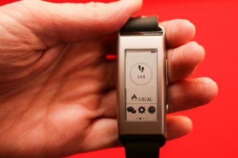 Lenovo Perkenalkan Smartband