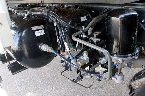 Bagaimana Cara Kerja Rem Udara di Truk dan Bus?