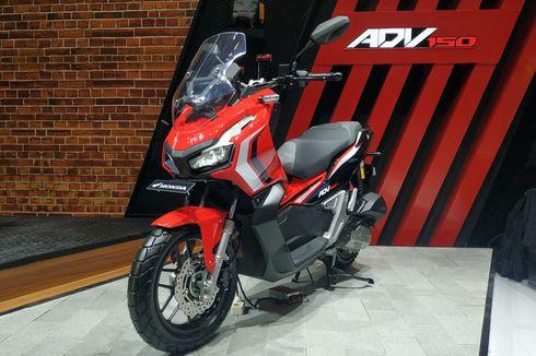 Honda ADV 150 Berpotensi Ganggu PCX 150