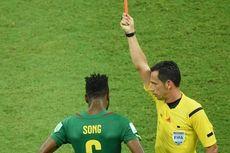 Ban Kapten WHU di Lengan Pemain Kamerun