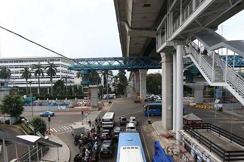 Sebelum Terhubung dengan Skybridge dan Jadi Megah, Halte CSW Dulu Dikritik