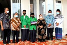 Ibu Meninggal karena Covid-19, Kakak Beradik di Jombang Kini Tinggal di Pesantren