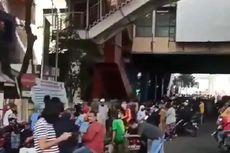 Antisipasi Muncul Pedagang di Pinggir Jalan Ciledug Raya, Pemkot Jaksel Dirikan Pos Jaga