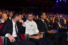 Daftar Pemain Terbaik Liga Champions, Messi Kalahkan Ronaldo