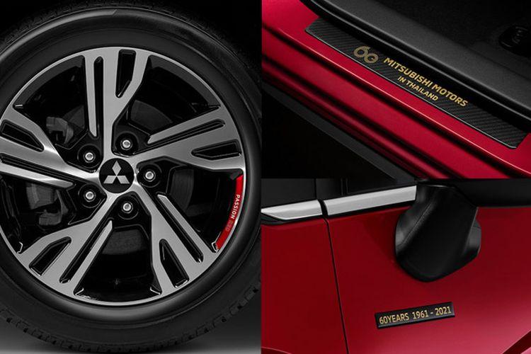 Mitsubishi Xpander Passion Red Edition