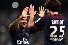 Dani Alves Gemilang, PSG Raih Gelar Ketujuh di Piala Super Perancis
