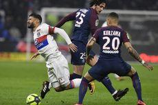 Statistik Menarik Jelang Laga Liga Perancis, PSG Vs Lyon