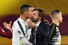 Benevento Vs Juventus, Kekecewaan Pirlo dan