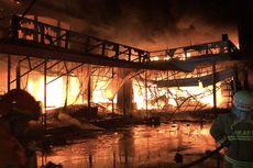 Fakta-fakta Kebakaran Cahaya Swalayan: Pegawai Berlarian Selamatkan Diri, Padam Setelah 6 Jam