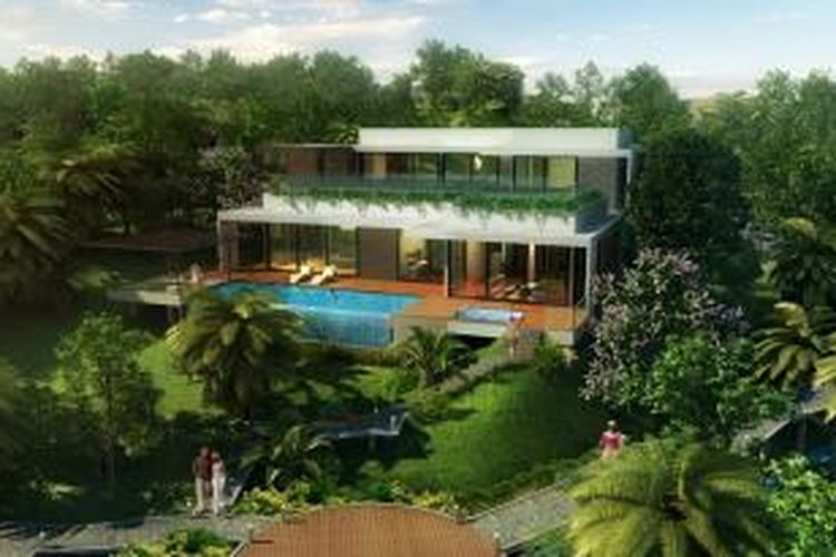 Jade Residence.