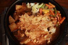 Resep Bistik Ayam Goreng Tepung, Makan Malam ala Restoran