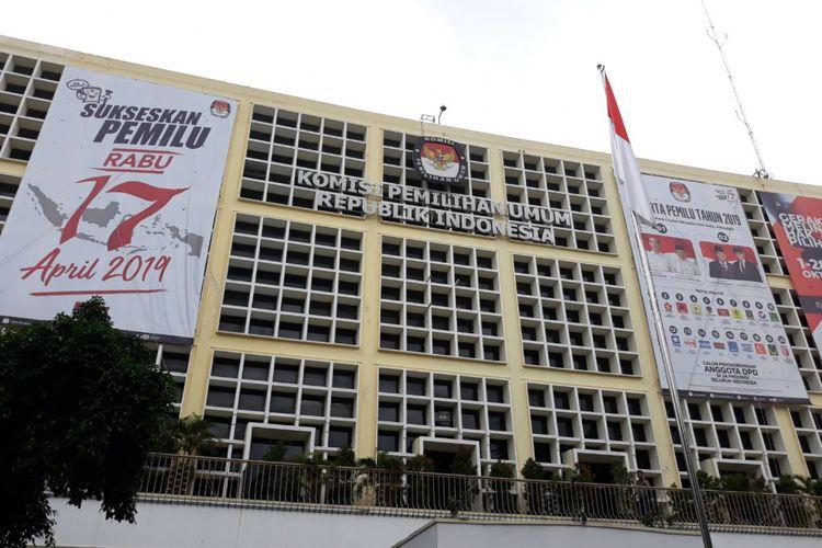 Gedung KPU Pusat