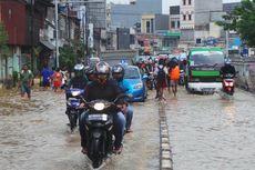 Erosi di Bogor Perparah Dampak Banjir di Jakarta