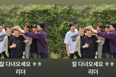 Salam Perpisahan Suho Sebelum Wajib Militer dan Pesan Lay Bikin EXO-L Menangis