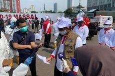 Duduk Perkara Sandiaga Uno Bersama Relawan Jokowi Mania Bagikan Sembako di Bantargebang