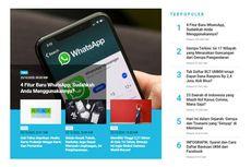 [POPULER TREN] 4 Fitur Baru Whatsapp | Penjelasan Seputar BLT UMKM