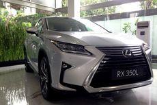 Bukan Angka, Ini Target Lexus Indonesia Bawa RX 7-Penumpang
