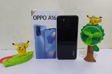Unboxing dan Hands-on Oppo A16, Ponsel Entry Level Rp 2 Juta