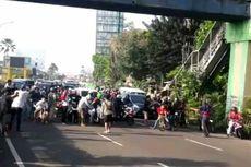 Polisi Periksa Surat Kepemilikan 14 Motor yang Dipakai Balap Liar di Serpong