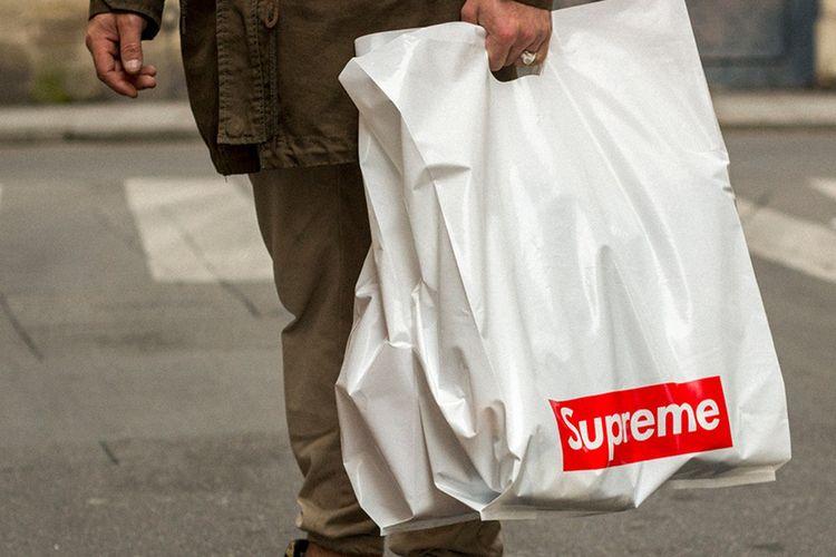 Supreme Dijual