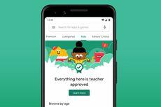 Google Sediakan Tempat Khusus Aplikasi Edukasi Anak di Play Store