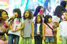 Neona dan Naura Mengajak Anak-anak untuk Bermain di Alam dalam MB Fair 2019