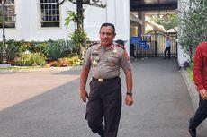 Ketua KPK Terpilih Firli Bahuri Resmi Jadi Jenderal Polisi Bintang Tiga