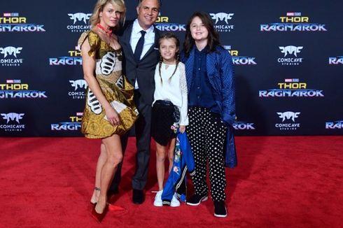 Tiga Anak Mark Ruffalo Ikut Bermain di Film Thor: Ragnarok
