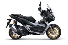 Honda ADV150 Punya 3 Warna Baru Plus Emblem Timbul