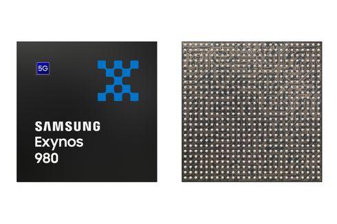 Chip Exynos 980 Meluncur dengan Modem 5G Terintegrasi