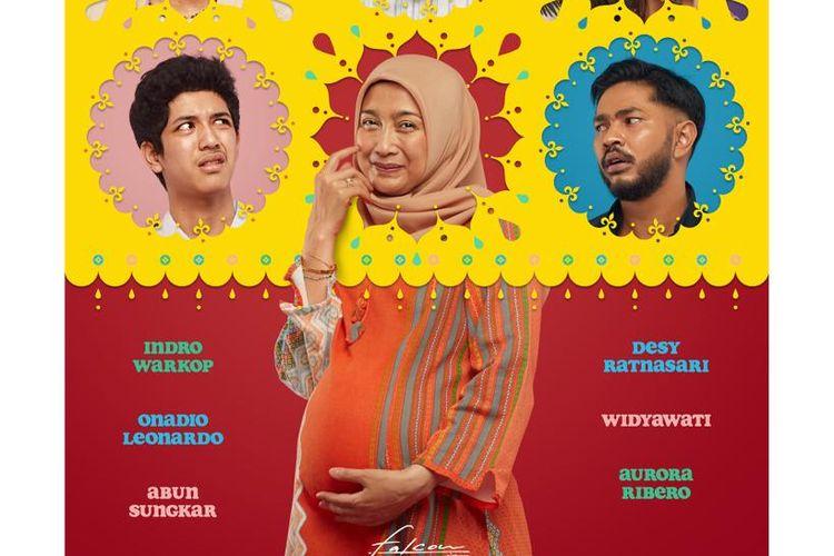 Poster Film Keluarga Slamet (Dokumentasi Falcon Pictures)
