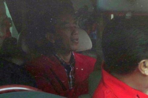 Semobil dengan Megawati, Jokowi Lebih Banyak Diam