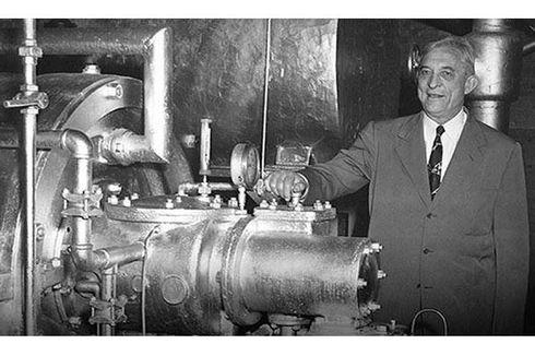 Hari Ini dalam Sejarah, Hak Paten Penemuan AC untuk Willis Carrier