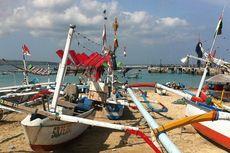 Rekreasi Berujung Maut, Penumpang Turunkan Kaki, Perahu Terbalik di Danau Tempe