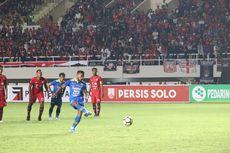 Persis Solo Vs Persib, Maung Bandung Unggul 2 Gol di Babak I