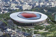 Meski Olimpiade Tertunda, Atletik dan Sepak Bola Tetap di Stadion Olimpiade Tokyo