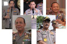 5 Kandidat Kapolri dan Tantangan Polri ke Depan...