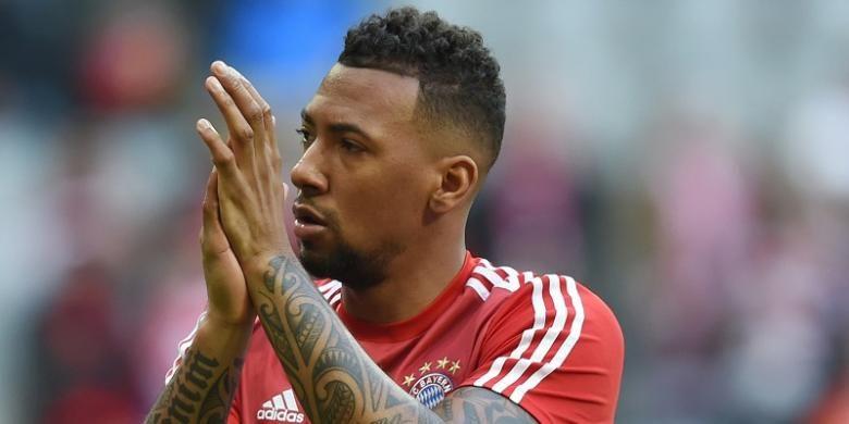 Bek Bayern Muenchen, Jerome Boateng.