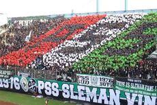 Buntut Sepak Bola Gajah, Slemania Segel Sekretariat PSS