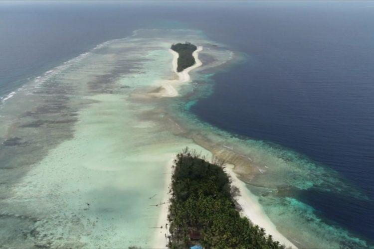 Pulau Konservasi Penyu Malamber Dijual Rp 2 Milyar