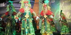 Festival Kuntulan Caruk Menuai Decak Kagum dari Ribuan Orang