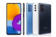 Samsung Sudah Pajang Foto dan Spesifikasi Galaxy M52 5G