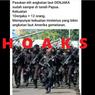 [HOAKS] Pasukan Elit Denjaka Tiba di Papua untuk Tumpas KKB