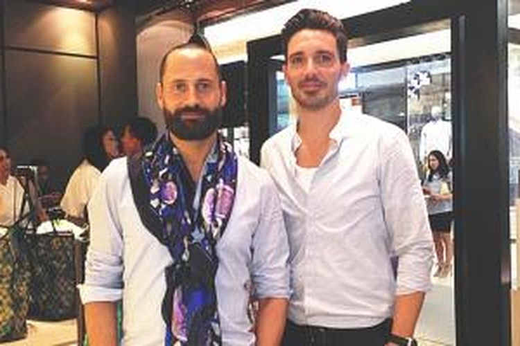 Loup Noir yang baru saja hadir di Indonesia, merupakan karya dua desainer asal Jerman, Jens Heimerdinger dan Sascha Freyberg.