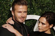 David Beckham Ungkapkan Rasa Cinta pada Istri Lewat Tato