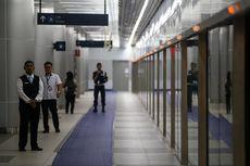 Kartu MRT Jakarta Belum Bisa Dibeli di Loket Stasiun