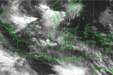 Siklon Tropis Muncul di Dekat Indonesia, Tidak Berpengaruh bagi Cuaca
